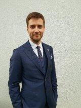 Photo of Michal J. Wichrowski